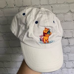 Winnie the Pooh and piglet baseball cap